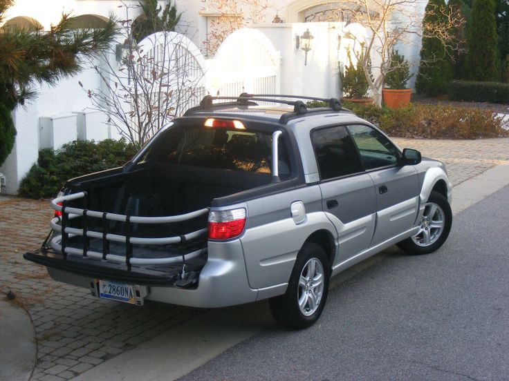 2005 Subaru Baja Turbo....looks just like my new car!!!