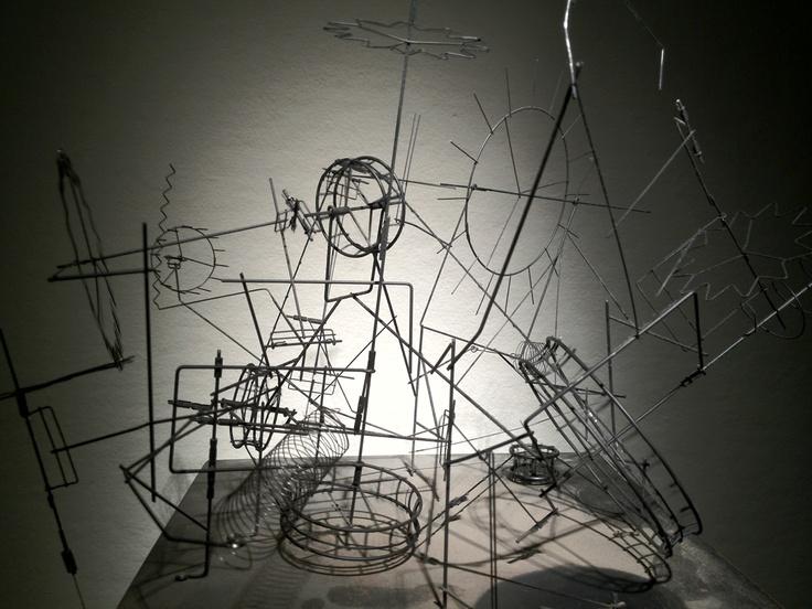 MIT Museum - Arthur Ganson's Sculptures