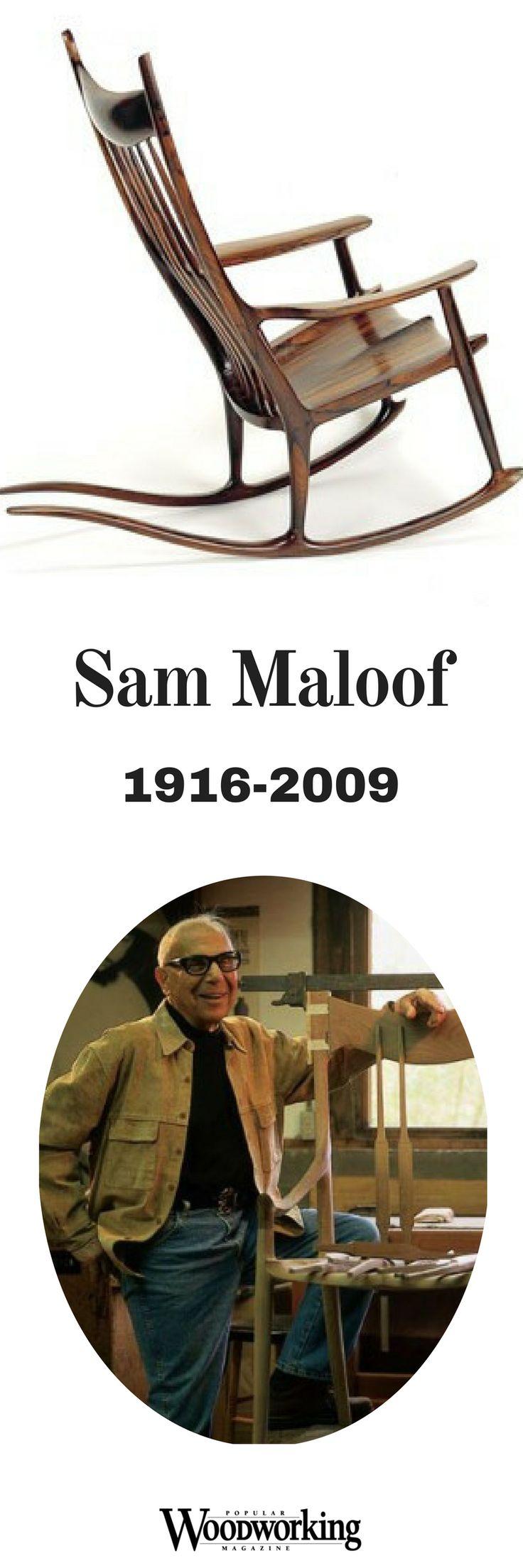 Sam Maloof, 1916-2009