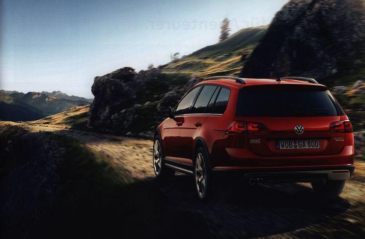 https://flic.kr/p/LyTwQf | Volkswagen Golf Alltrack; 2015_2