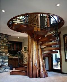These 21 Spiral Staircases are so beautiful, they will blow your mind! #6 is from a palace - Destination Luxury