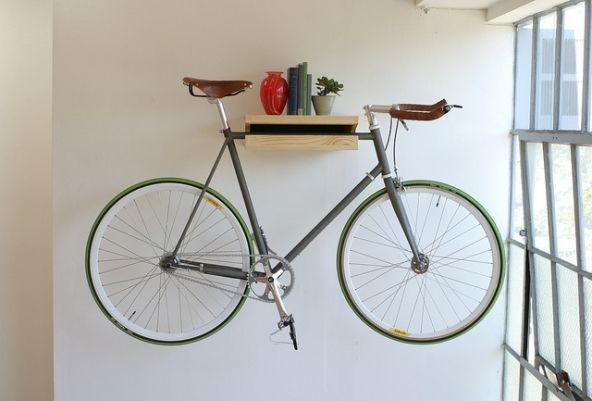 "The Original ""Bike Shelf""   Mission Bicycle Company"