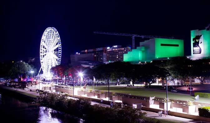 Visit South Bank - Brisbane