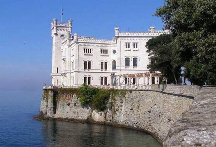 Castello di Miramare (Trieste, Italy)