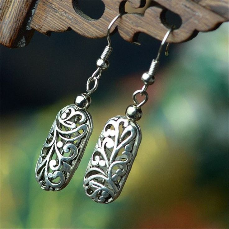 Handmade Retro Earrings