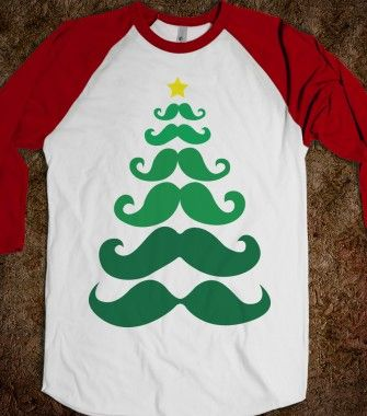 Mustree  - Santa Day - Skreened T-shirts, Organic Shirts, Hoodies, Kids Tees, Baby One-Pieces and Tote Bags