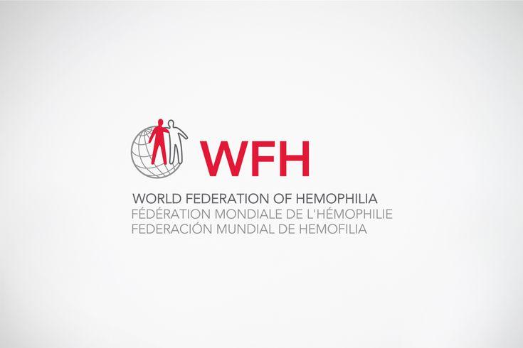 Fédération mondiale de l'hémophilie | TM, Agence design | Branding | Design Logo