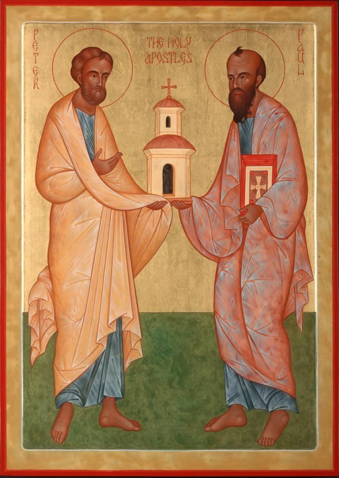 Feast day of Saints Peter and Paul in Goa