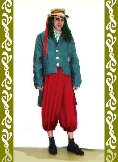 Maškarní kostýmy - dospělé  d75327a11b1