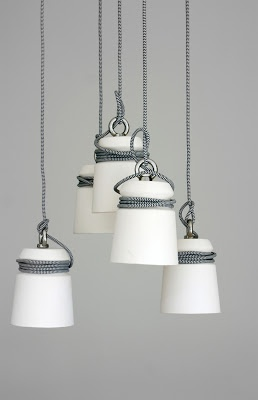 Patrick Hartog Ceramic Cable Lights