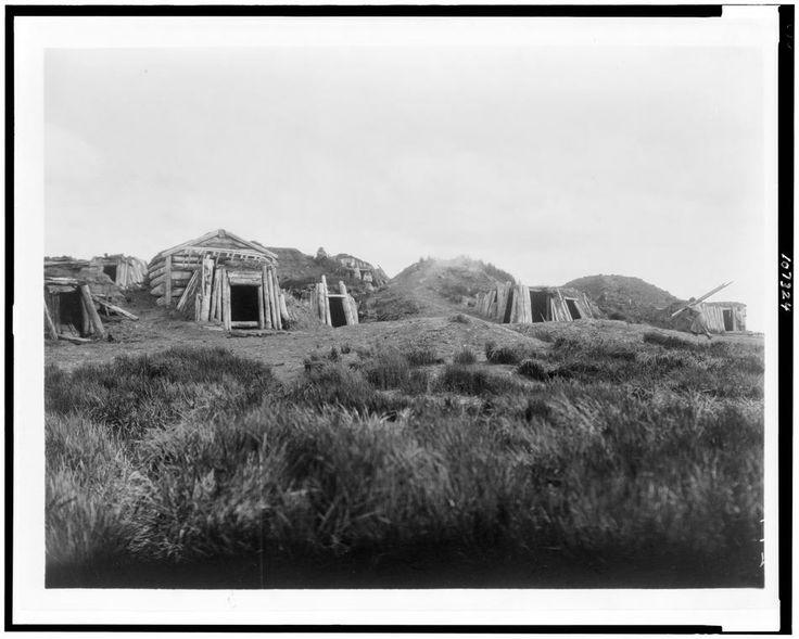 Captured: Edward Curtis Photographs
