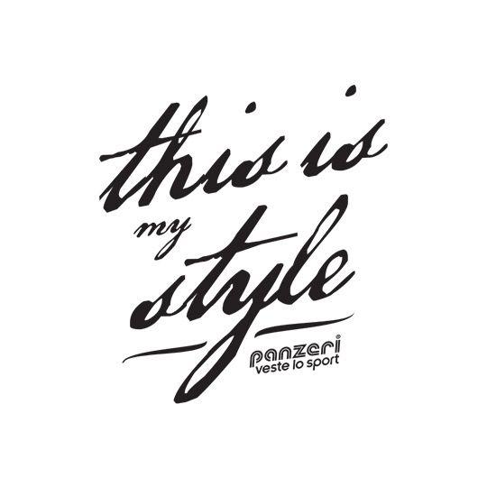 this is my style #quotes #panzerivestelosport  #myself