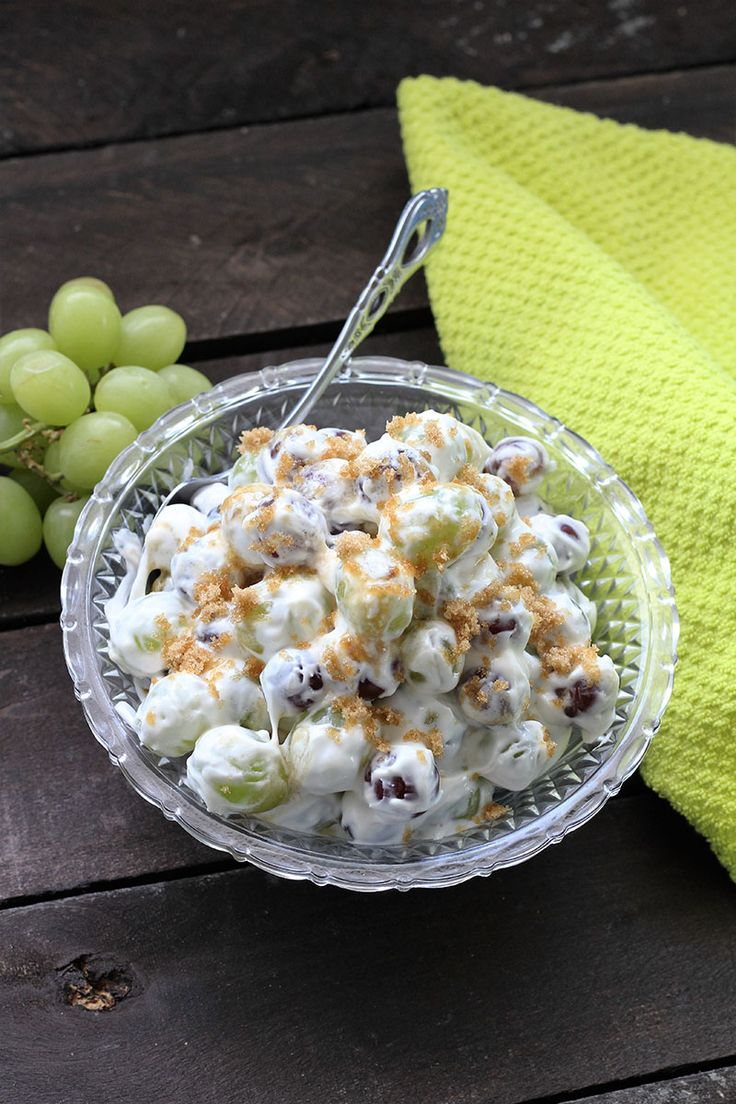 Grape Dessert is a new recipe to me. I have to admit that it doesn't look near as good as it tastes. It is so simple to make and Oh Sooo Good!