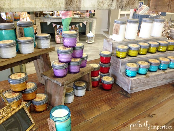 New in the shop | product displays | shop talk | perfectly imperfect