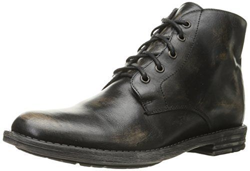 Bed Stu Men's Hoover Chukka Boot, Black Handwash, 9 M US - http://authenticboots.com/bed-stu-mens-hoover-chukka-boot-black-handwash-9-m-us/