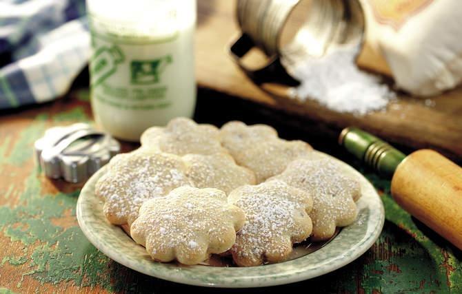 Classic Buttermilk Cookies | cookies | Pinterest