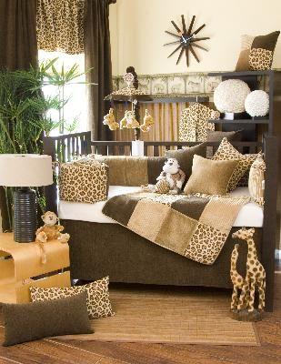 Tanzania 4 Piece Baby Bedding Set by Glenna Jean