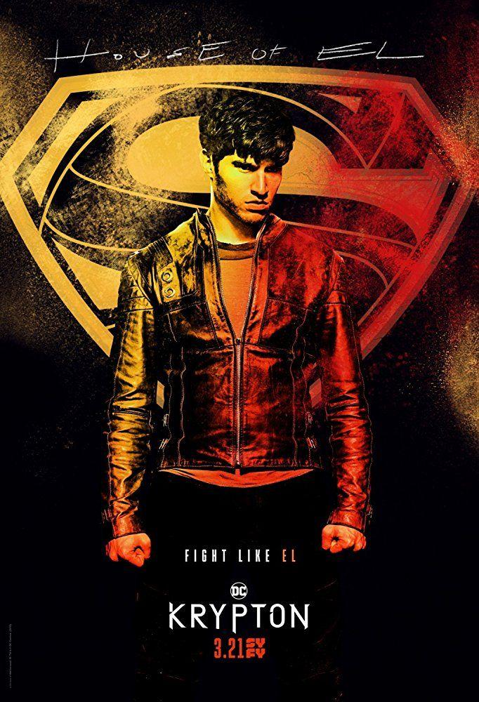 Serie Krypton 1ª Temporada Legendado 3gp E Mp4 Krypton Serie