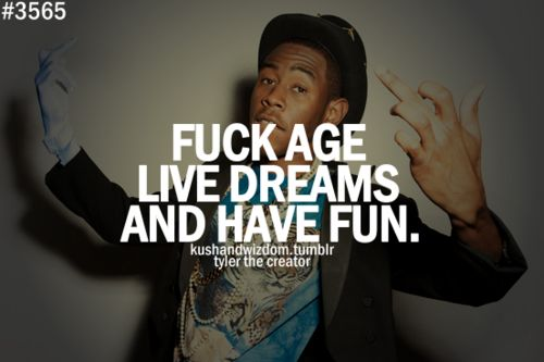 never too old to have fun & live out your dreams!