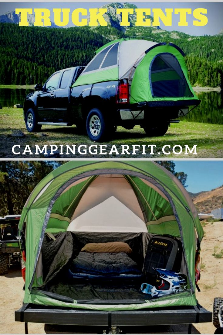 8 Best All In One Truck Tent Reviews Truck tent, Truck