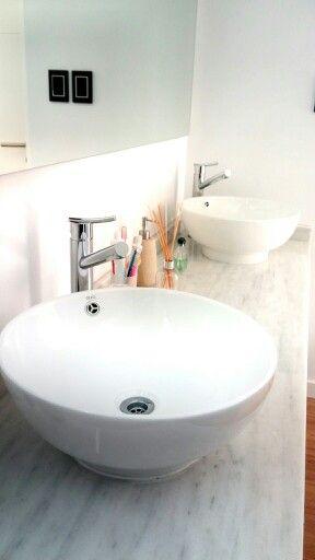 Baño master room