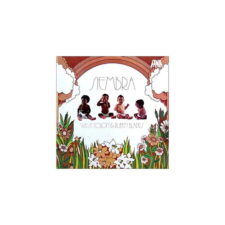 Willie Colon & Ruben Blades - Siembra (CD)