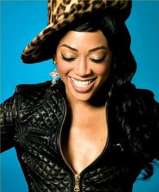 Trina is Bahamian and Dominican