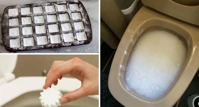 Il bagno è sempre considerato come la parte meno pulita della casa, e vi obbliga per togliere le macchie, a strofinare con tutti i tipi di sostanze chimich