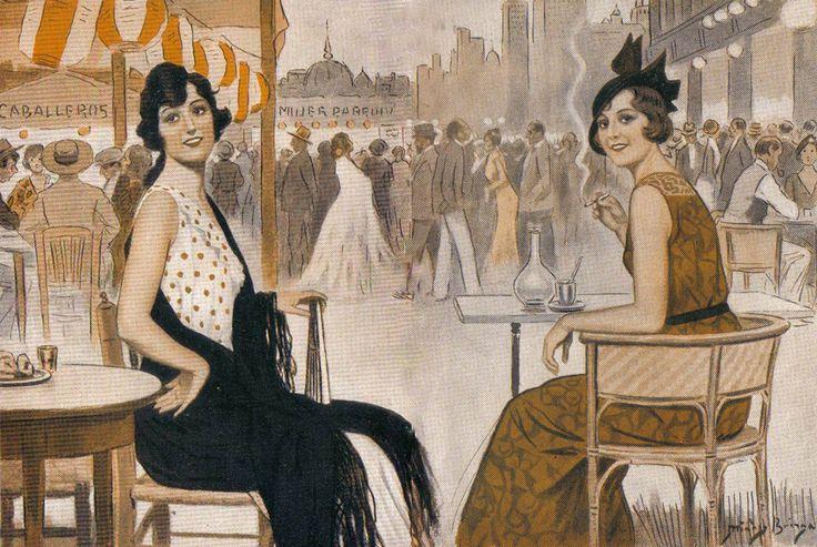 ILUSTRADORES: NARCISO MÉNDEZ BRINGA (1868-1933)