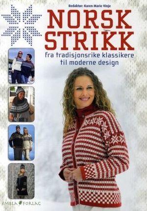 Norsk strikk fra Haugenbok. Om denne nettbutikken: http://nettbutikknytt.no/haugenbok-no/