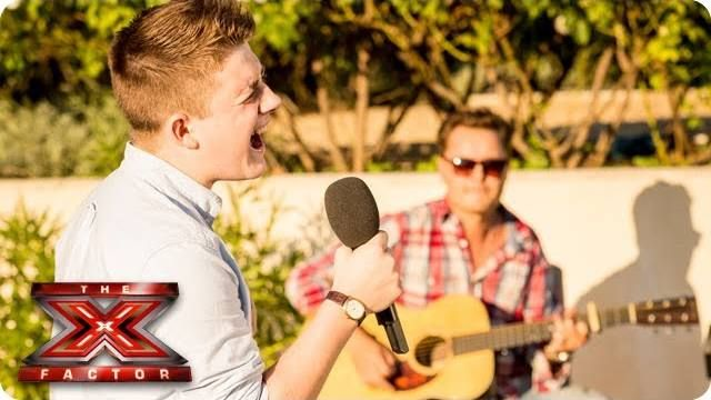 Nicholas McDonald - If You're Not The One - The X Factor UK 2013 - Full Video