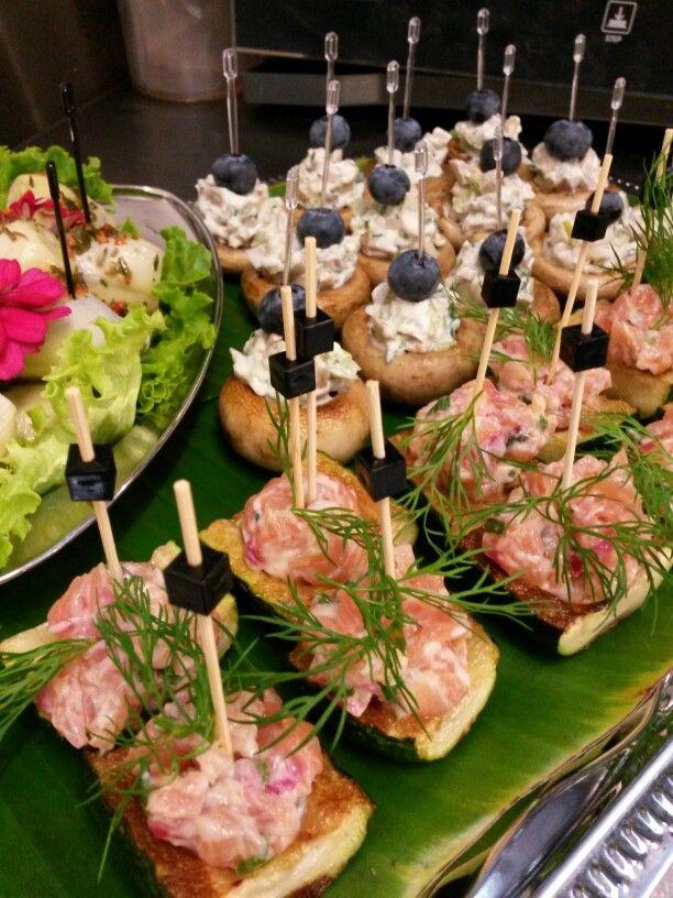 Catering Partyservice von Inn-out Feinkost Leipzig #innandout #centrallocation