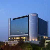 Hyatt Regency Chennai 5-star hotel This property has agreed to be part of our Preferred Property programme which groups together properties that stand out thanks to their excellent service and quality/price ratio with competitive prices. Participation in the programme requires meeting a specific set of criteria and takes into account feedback from previous guests. Chennai (0.5 miles from The Accord Metropolitan) The luxurious Hyatt Regency Chennai is located on the iconic A