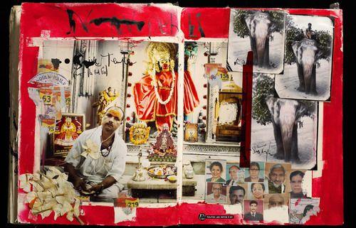 De la pieuse Amritsar à la bouillonnante Delhi. Chronique d'une immersion dans un monde de pigments et de ferveur. Le Photographe signe un carnet de voyage en forme de livre des rencontres Photos et...