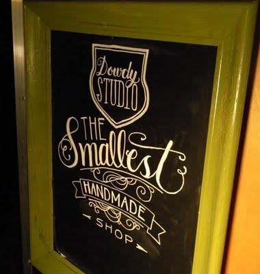 custom chalk lettering #chalk #handlettering