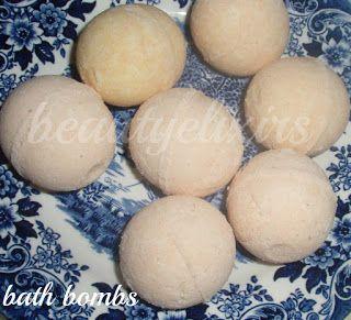 φυσικά καλλυντικά, αλχημείες & ελιξίρια: bath bombs