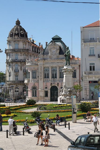 Really want to go to  Portugal!   Coimbra, Portugal