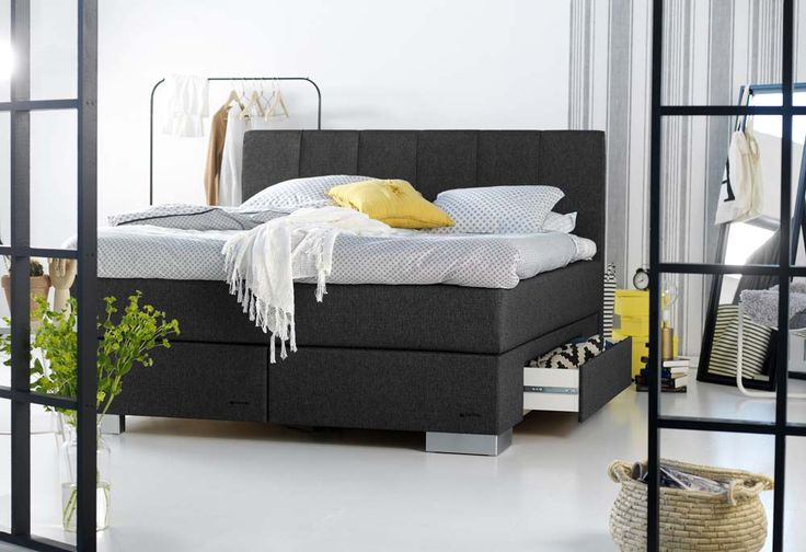 Smart bed box from Hilding