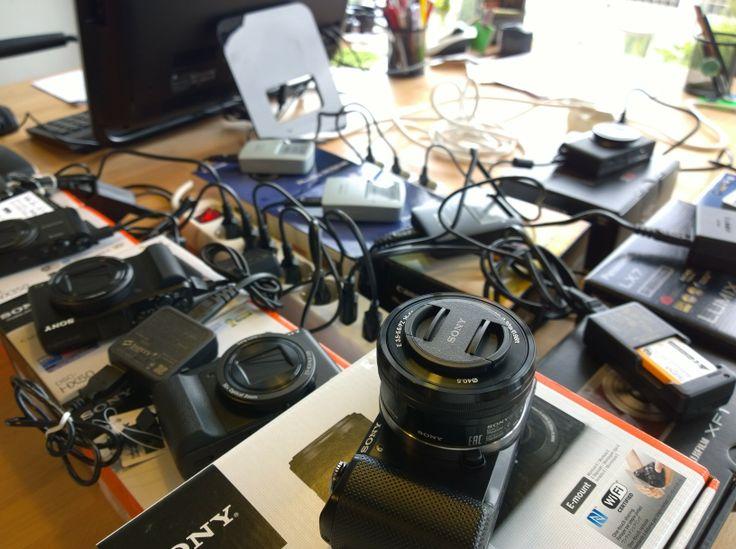 Το μεγαλύτερο test Compact φωτογραφικών μηχανών ετοιμάζεται! Στο επόμενο τεύχος #TechMatrix θα μάθεις ποιες άντεξαν στη σύγκριση! Stay Tuned!
