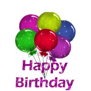 Animated Birthday Clip Art | HEYY!!! Tomorrow is my SH friend, Bubbles, 15th bday!! Can you help me ...