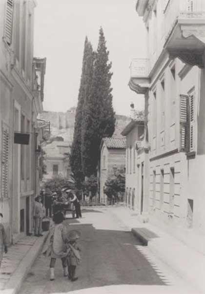 Πλάκα - 1919 - Plaka Η ΑΘΗΝΑ ΚΑΠΟΤΕ…/ Athens