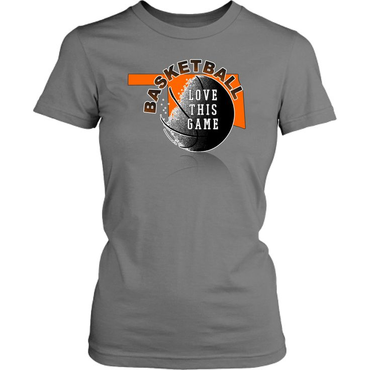 OSU Basketball Love This Game Junior T-shirt