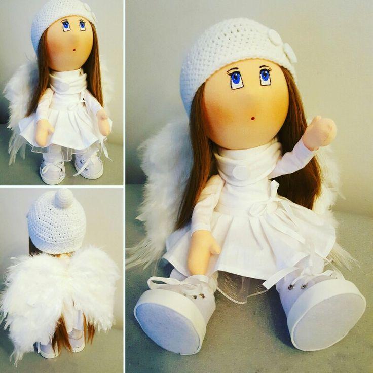 Angel...my handmade doll 😇
