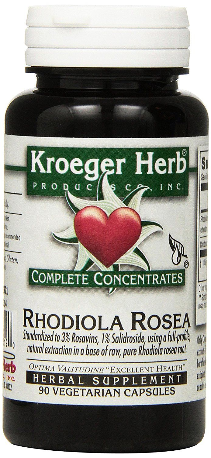 Buy herbal supplements 1000 count capsules - Kroeger Herb Rhodiola Rosea Vcaps 90 Count Check This Awesome Image Herbal Supplements
