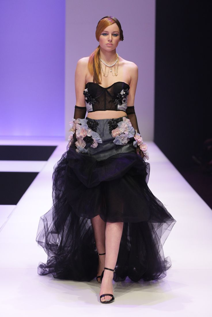 #MSFW Emerging Runway 1 Designer: Queeny Umboh Image by Lucas Dawson Photography