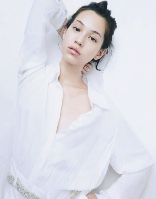 More Kiko Mizuhara love :)