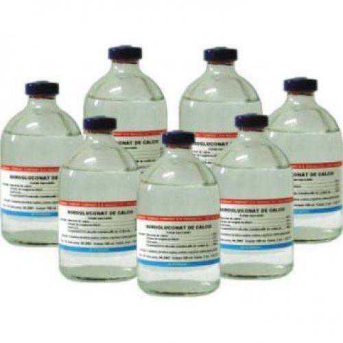 Borogluconat de Calciu 100 ml