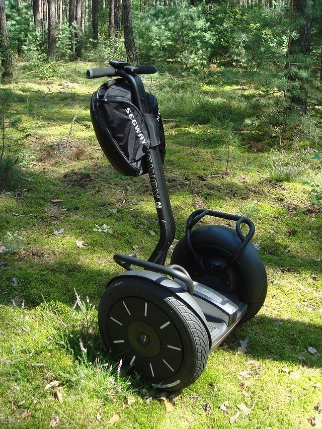 Jimi Heselden, owner of the Segway company, accidentally drove his Segway off an 80 foot cliff to his death.