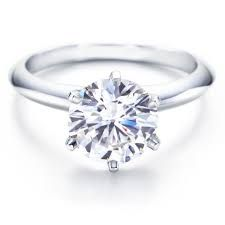 solitaire diamond ring - Google Search