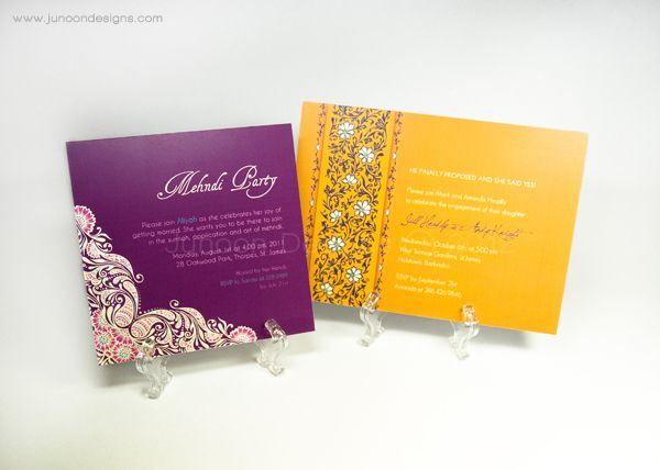 Mehndi Party Invitation Template : 24 best invites images on pinterest invitation cards weddings and